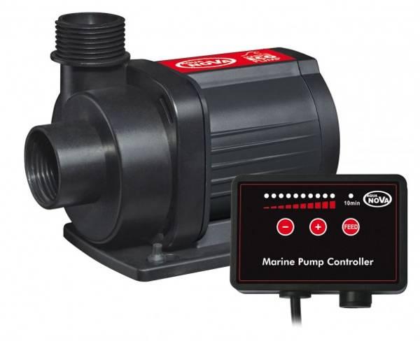 Bilde av  Aquarium pump m kontroller 4000 L/H