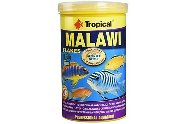 Bilde av Tropical Malawi Flakes 1000ml