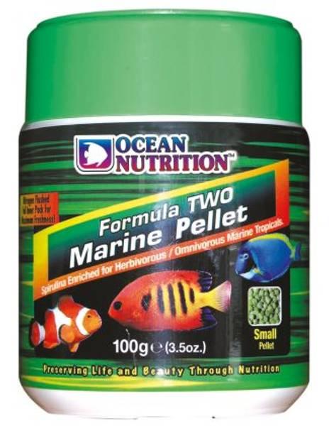 Bilde av Formula two pellets 100g small