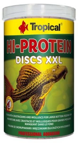 Bilde av TROPICAL HI-PROTEIN DISCS XXL 1000ML/500GR