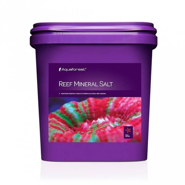 Bilde av Aquaforest Reef Mineral Salt 5000g