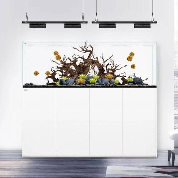 Bilde av Waterbox CLEAR PRO 6025 White  inkl møbel Hvit