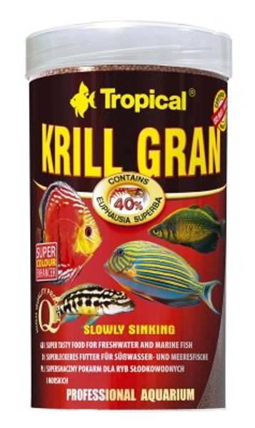 Bilde av TROPICAL KRILL GRAN 100ML/54GR