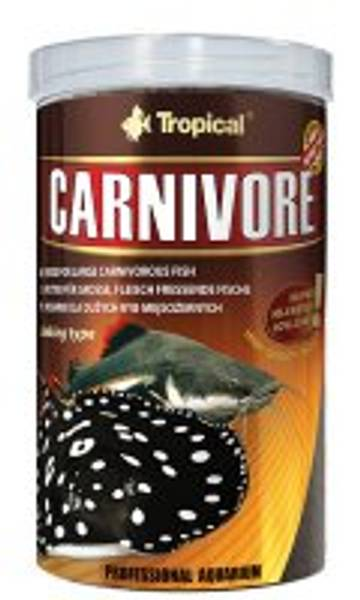 Bilde av Tropical Carnivore 1000ml / 600gr