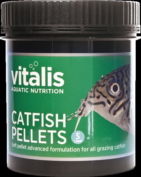 Bilde av Vitalis Catfish Pellets XS - 120gr
