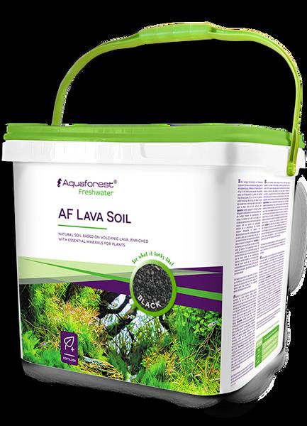 Bilde av AF Lava Soil Black 5 liter